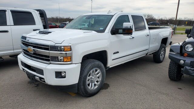 2019 Chevrolet Silverado 3500HD High Country Crew Cab LB DRW 4WD