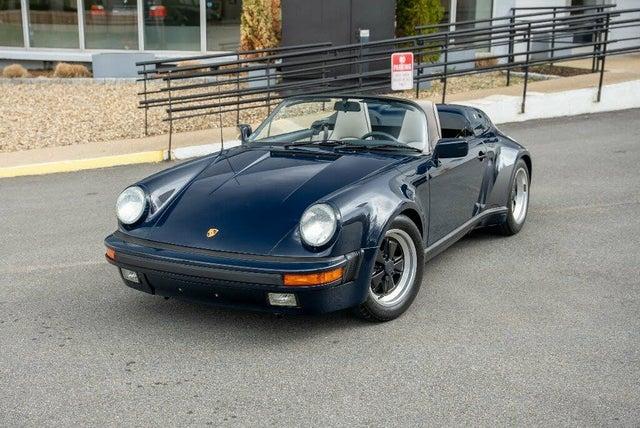 1989 Porsche 911 Carrera Speedster Convertible