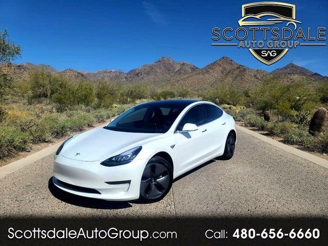 2020 Tesla Model 3 Long Range AWD
