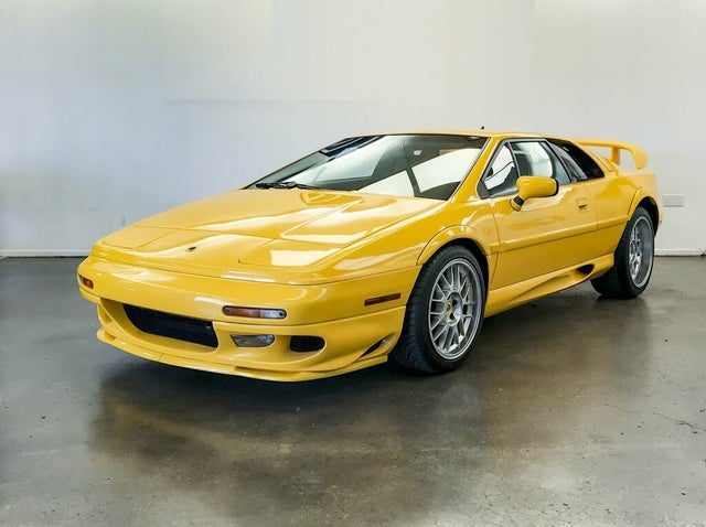 2002 Lotus Esprit Turbo Coupe