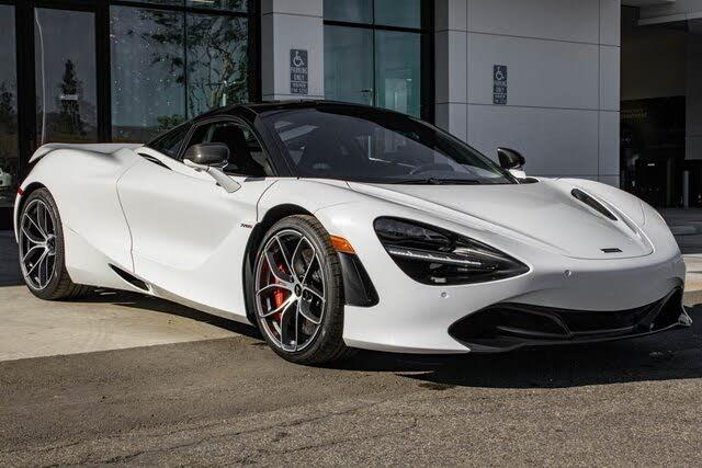 2020 McLaren 720S Performance Coupe RWD