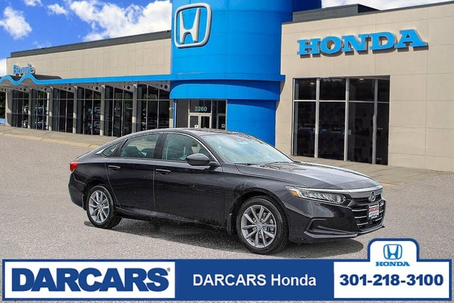 2021 Honda Accord LX FWD
