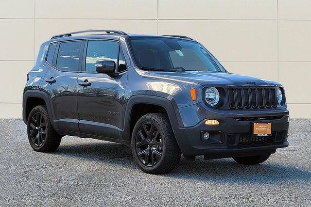 2018 Jeep Renegade Altitude 4WD