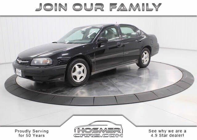 2005 Chevrolet Impala FWD