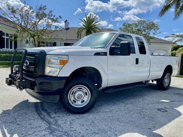 2013 Ford F-250 Super Duty XL SuperCab LB 4WD