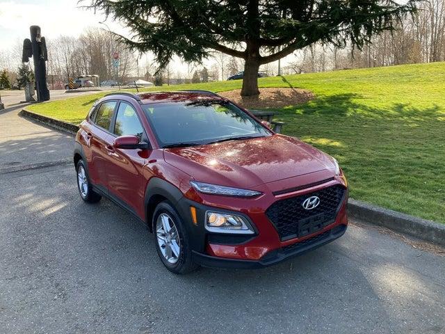 2020 Hyundai Kona Essential AWD