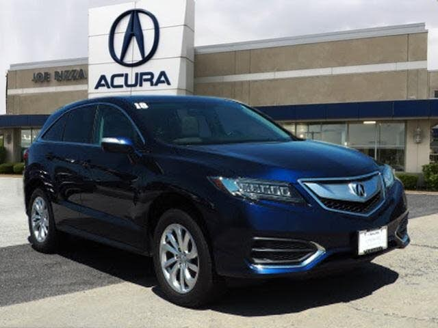 2018 Acura RDX FWD with Technology Package