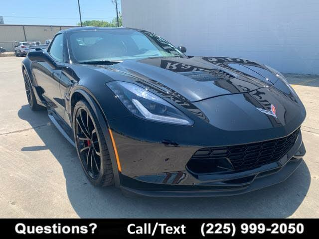 2019 Chevrolet Corvette Grand Sport 1LT Coupe RWD