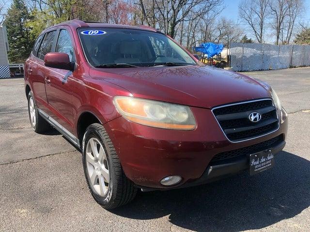 2009 Hyundai Santa Fe 3.3L SE FWD