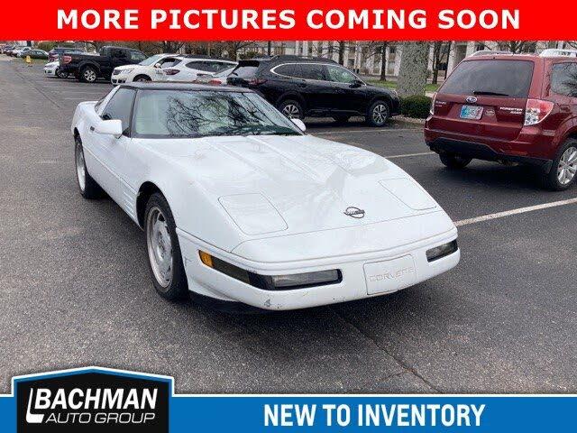 1993 Chevrolet Corvette Coupe RWD