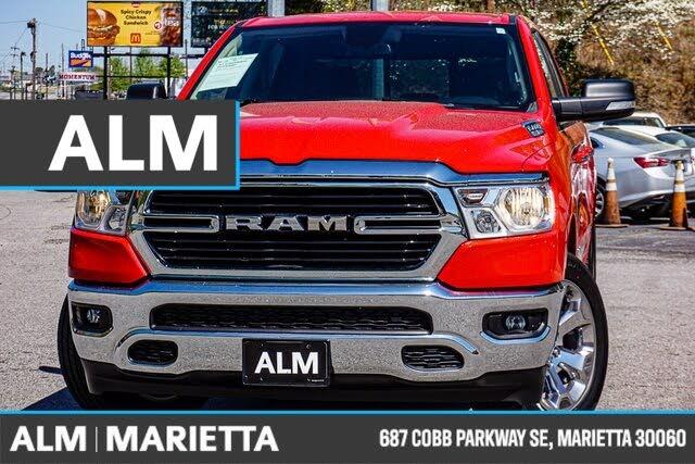 2020 RAM 1500 Big Horn Crew Cab 4WD