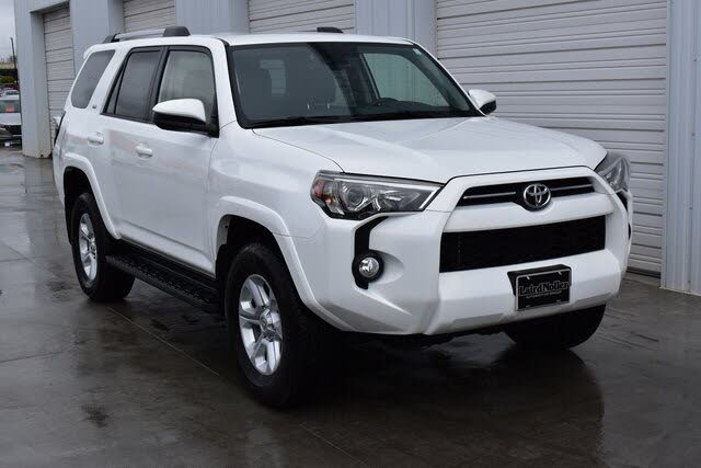 2020 Toyota 4Runner SR5 4WD