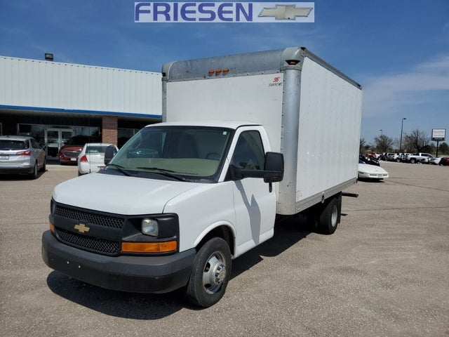 2017 Chevrolet Express Chassis 3500 159 Cutaway RWD