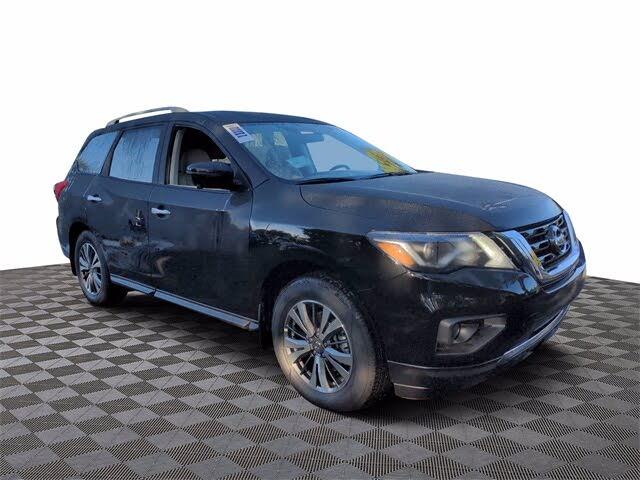 2020 Nissan Pathfinder SL FWD