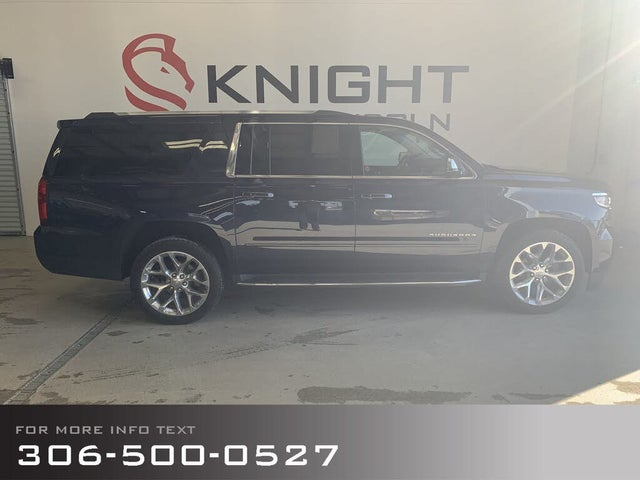 2019 Chevrolet Suburban 1500 Premier 4WD