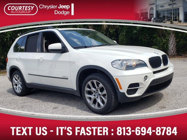 2011 BMW X5 xDrive35i AWD