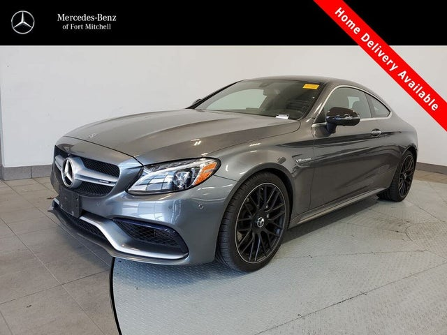 2018 Mercedes-Benz C-Class C AMG 63 Coupe