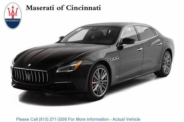2021 Maserati Quattroporte S Q4 GranLusso AWD