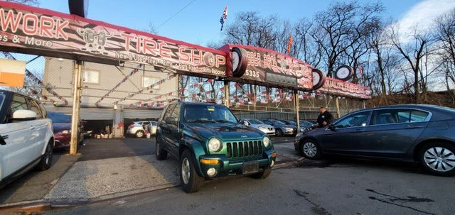2004 Jeep Liberty Limited 4WD