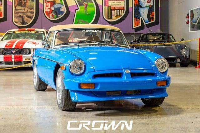 1978 MG MGB Coupe