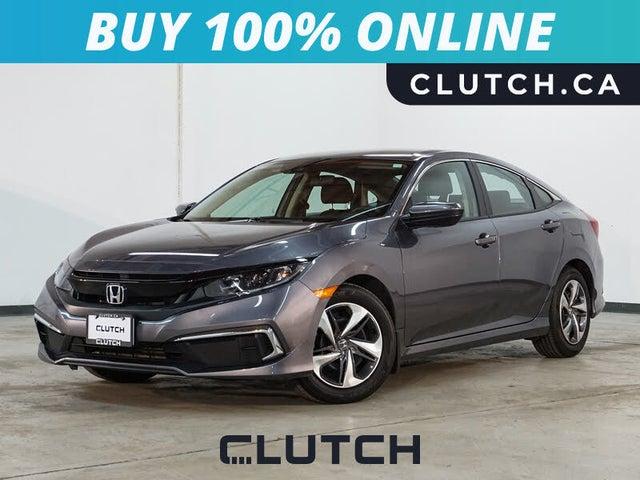 2020 Honda Civic LX Sedan FWD