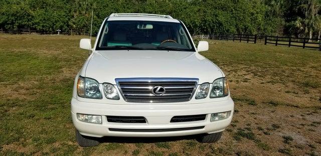 2005 Lexus LX 470 470 4WD