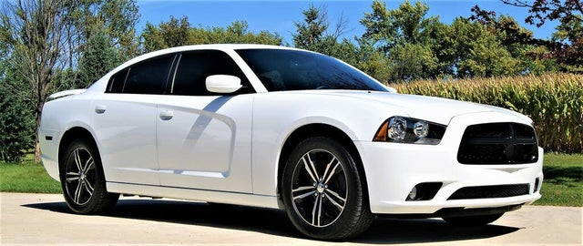 2014 Dodge Charger R/T Plus AWD