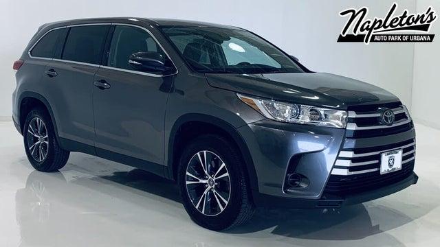 2019 Toyota Highlander LE i4 FWD