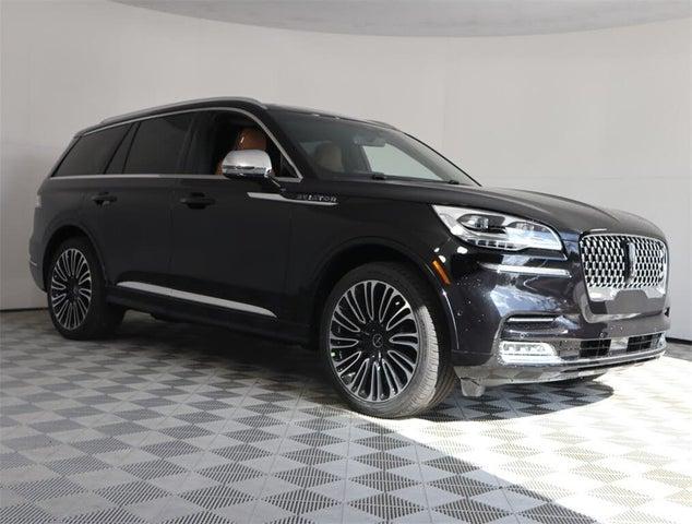 2021 Lincoln Aviator Black Label AWD