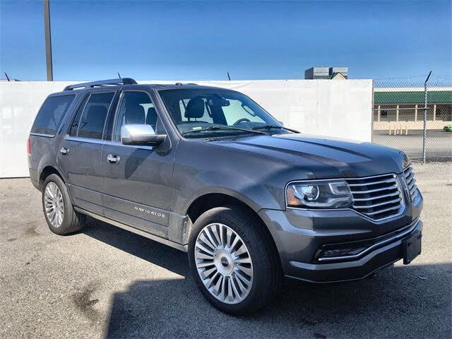 2016 Lincoln Navigator Reserve 4WD