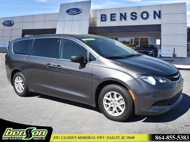 2019 Chrysler Pacifica Touring FWD