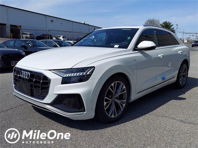 2021 Audi Q8 3.0T quattro Premium AWD