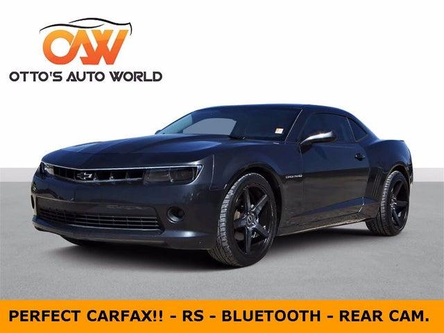 2014 Chevrolet Camaro 1LT Coupe RWD