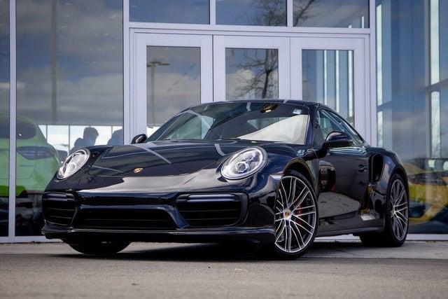 2019 Porsche 911 Turbo Coupe AWD