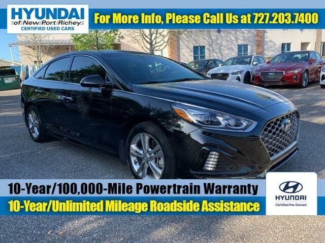 2019 Hyundai Sonata Limited FWD