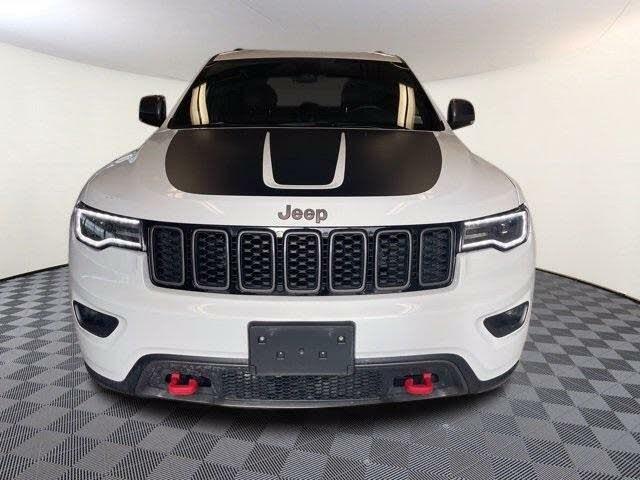 2018 Jeep Grand Cherokee Trailhawk 4WD