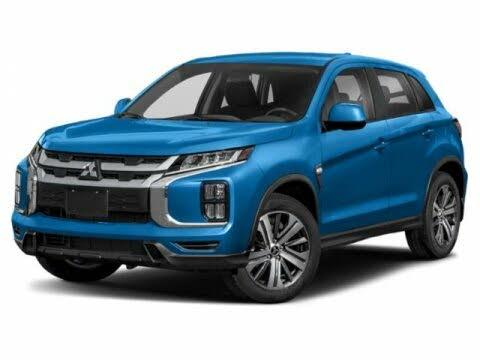2021 Mitsubishi Outlander Sport ES FWD