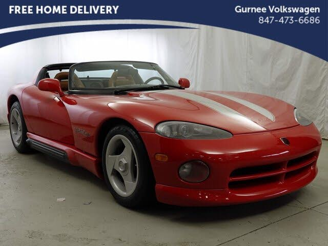 1994 Dodge Viper RT/10 Roadster RWD