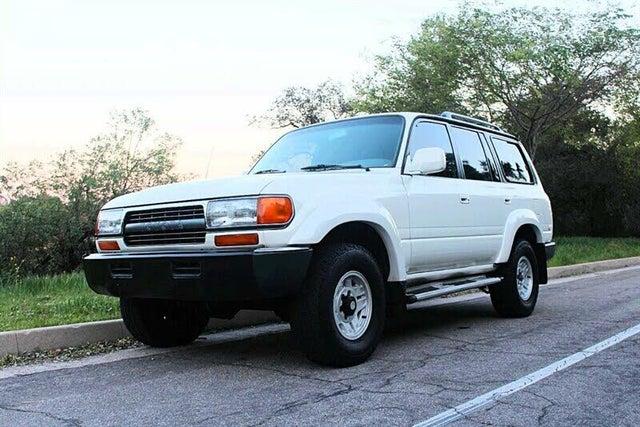 1991 Toyota Land Cruiser 4WD