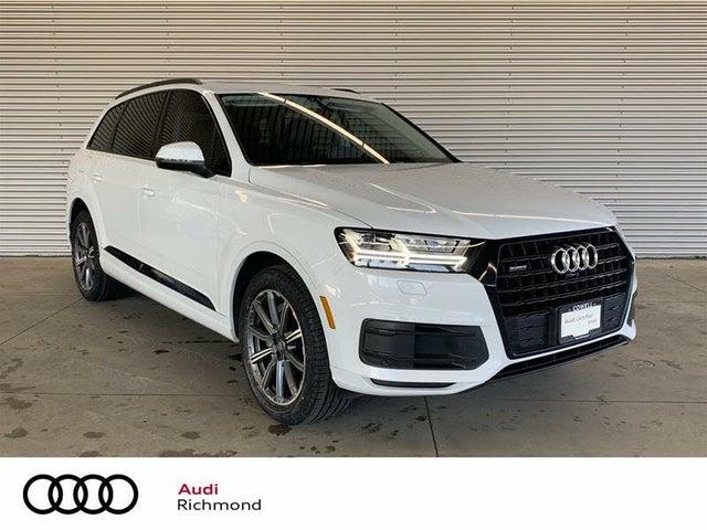 2018 Audi Q7 3.0T quattro Technik AWD