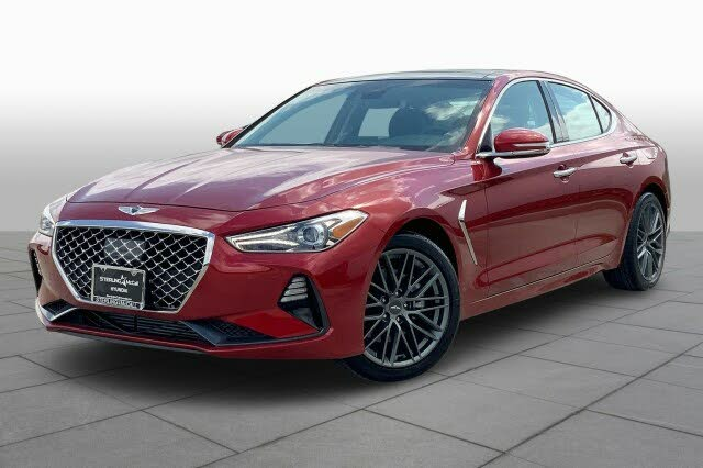 2019 Genesis G70 2.0T Elite AWD