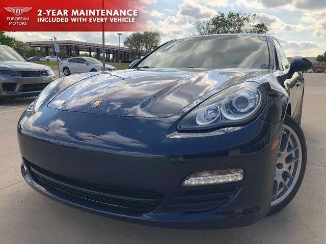 2012 Porsche Panamera S AWD
