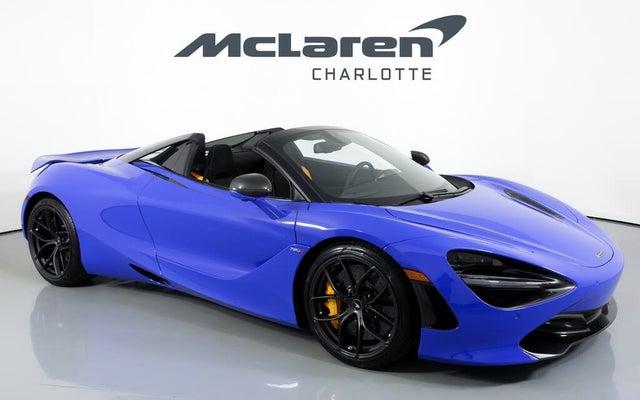 2020 McLaren 720S Performance Spider RWD