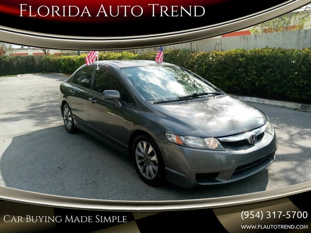 2009 Honda Civic EX-L with Navigation
