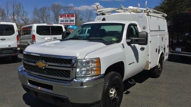 2012 Chevrolet Silverado 2500HD Work Truck LB RWD
