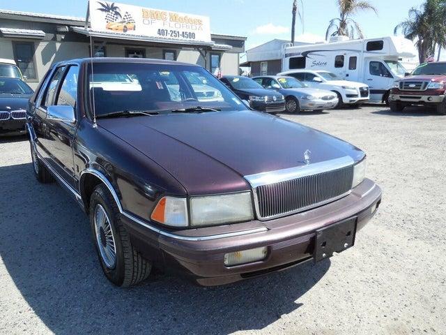 1991 Chrysler Le Baron 4 Dr STD Sedan