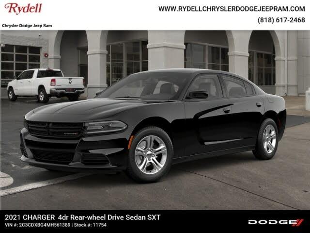 2021 Dodge Charger SXT RWD