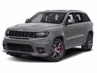 2018 Jeep Grand Cherokee SRT 4WD
