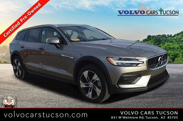 2020 Volvo V60 Cross Country T5 AWD