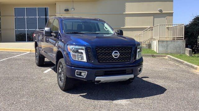 2019 Nissan Titan XD PRO-4X Crew Cab 4WD